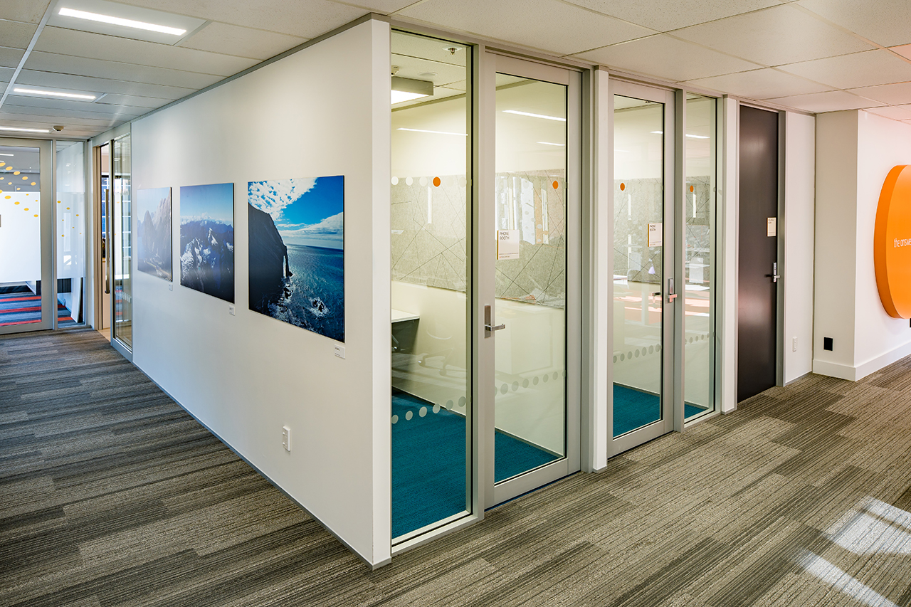 thomson reuters - Workspace Architects